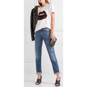EUC Acne Jeans Slim Straight Leg HEP Jeans 25